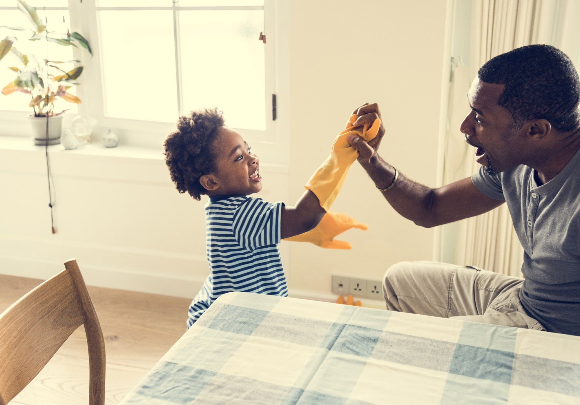 How to Raise A Proud Nigerian-American Child