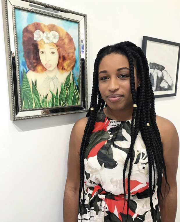 Precious Henshaw: The Young Nigerian-American Art Genius