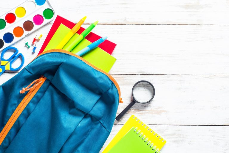 School education background
