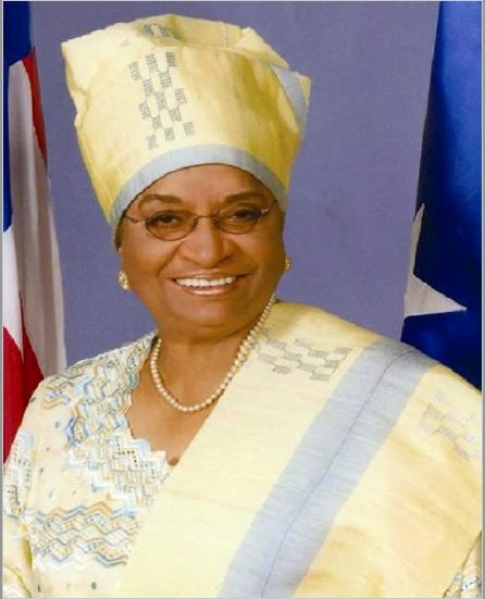 Ellen Johnson Sirleaf, Madam President