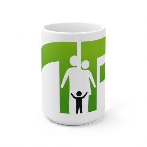 Ceramic Mug 15oz